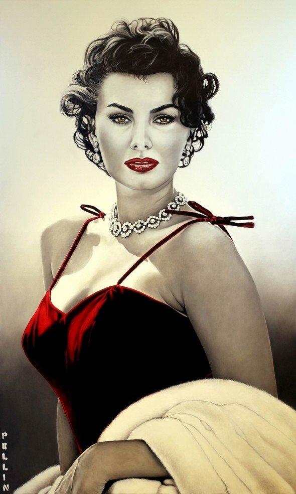 Tribute to Sophia Loren