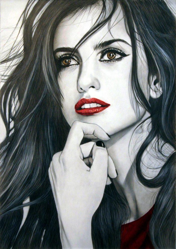 Penelope Cruz | Soffia insieme al vento