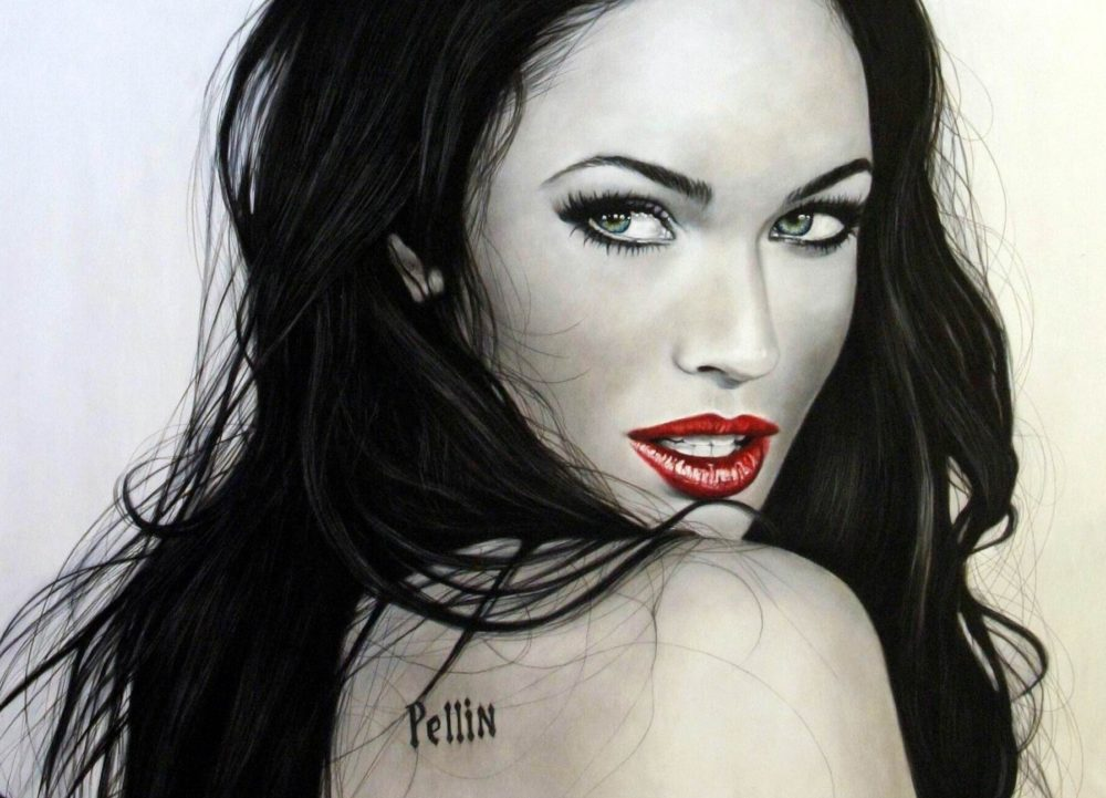 Megan Fox | Tatoo