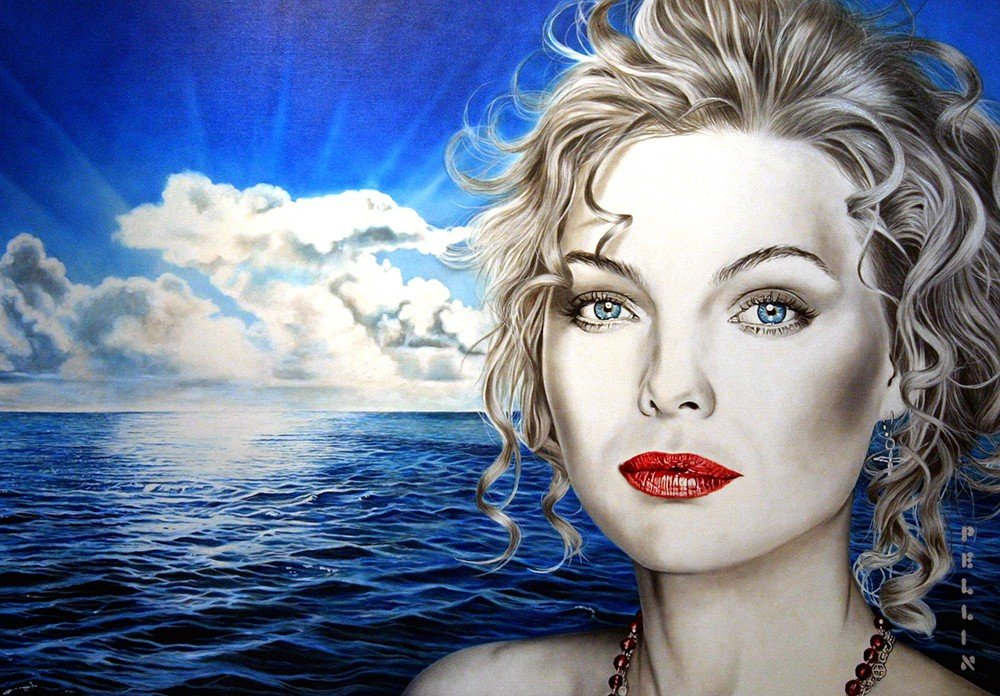 Michelle Pfeiffer | Come il mare