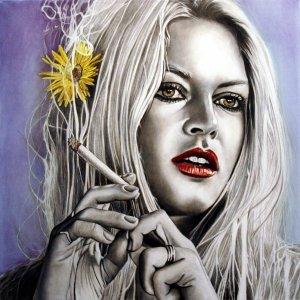 Psychedelic Woman | Cinzia Pellin
