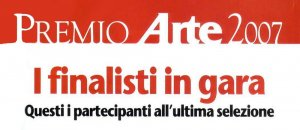Premio Arte 2007 | Cinzia Pellin