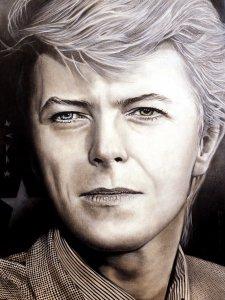 Tribute to Bowie | Cinzia Pellin