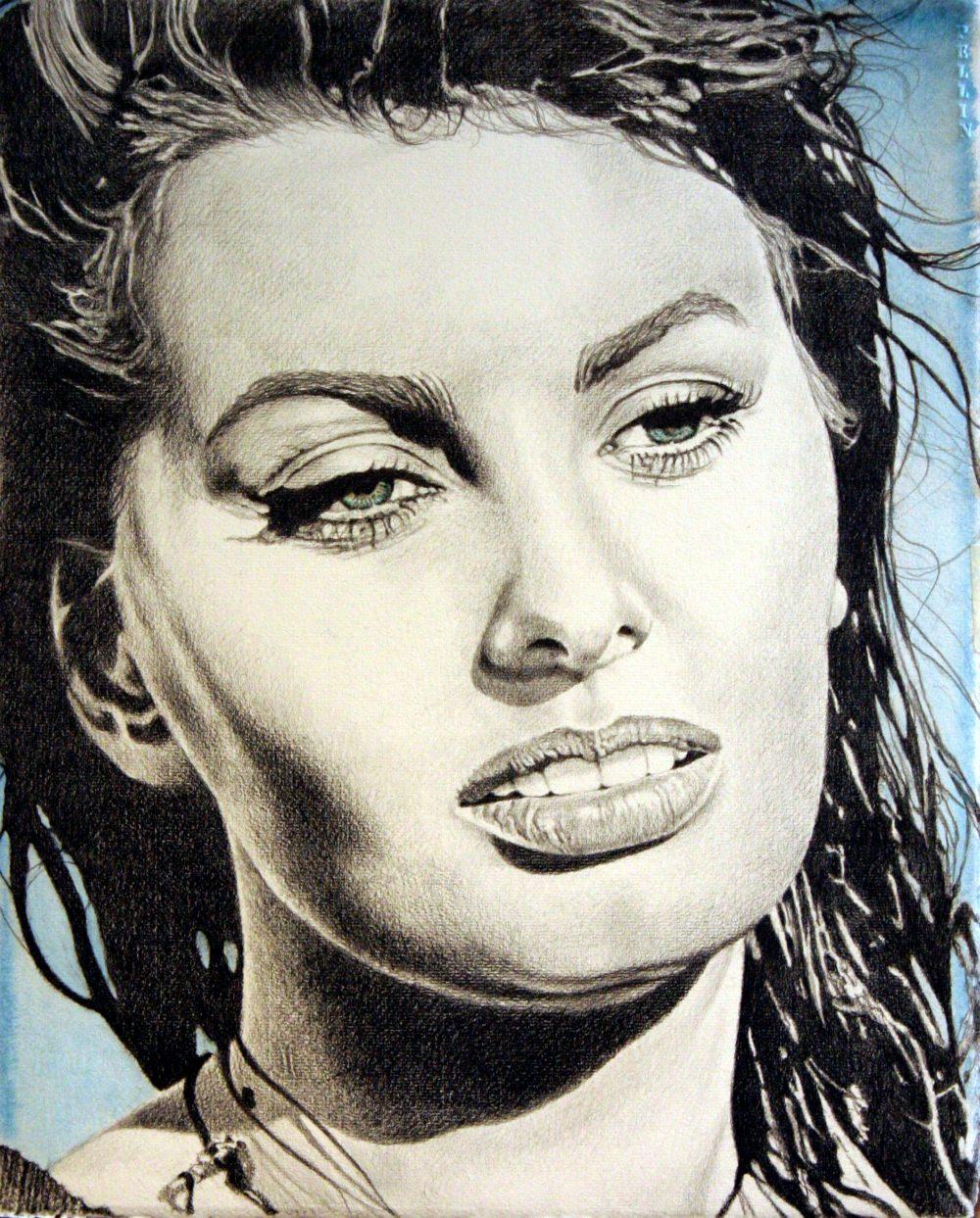 Sofia Loren | La prima volta