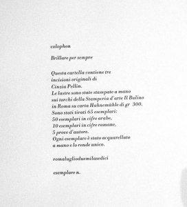 Certificazione | Cinzia Pellin