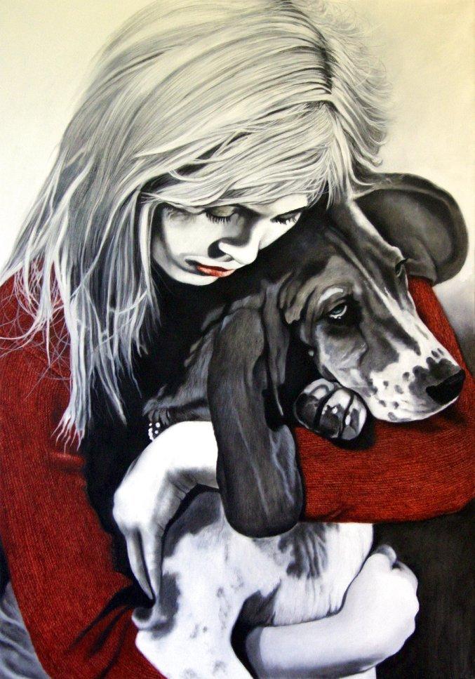 Brigitte Bardot | Tenero abbraccio