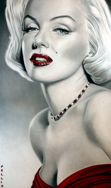 Homage to Marylin Monroe