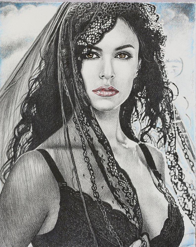 Maria Grazia Cucinotta | La dea