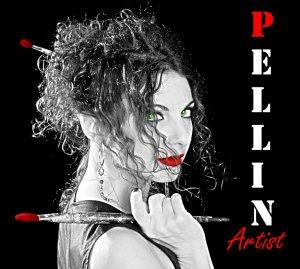 Pellin Artist Logo Old